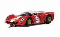 Scalextric 04163 412P Targa Florio 1967 HD