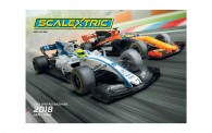 Scalextric 08182 Katalog SCALEXTRIC Jan-Jun 2018