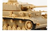 Tamiya 12650 Fotoätz-Zimmerit-Set Panzer IV Ausf. J
