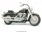 Tamiya 14080 Yamaha XV1600 Road Star 1999