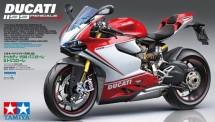 Tamiya 14132 Ducati 1199 Panigale S Tricolore
