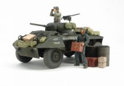Tamiya 25196 US M8 Greyhound Combat Patrol Set