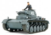 Tamiya 32570 Panzer II A/B/C French Campaign