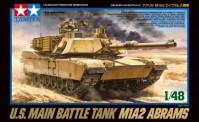 Tamiya 32592 US KPz M1A2 Abrams
