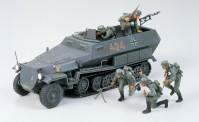 Tamiya 35020 Sd.Kfz. 251/1 Hanomag
