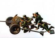 Tamiya 35035 Pak 3,7 Kanone 35/36