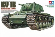 Tamiya 35142 Rus. KV-1B 1940 Schwerer KPz (1)