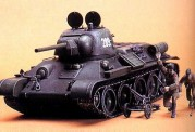 Tamiya 35149 Russ.T34/76 ChTz V.43 (2)