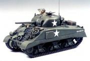 Tamiya 35190 US Medium Tank M4 Sherman