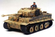 Tamiya 35194 WWII SdKfz.181 Tiger I Mid.Prod.(1)