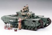 Tamiya 35210 Brit. Pz. Churchill Mk.VII