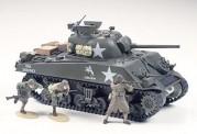 Tamiya 35250 US M4A3 Sherman 75mm Gun