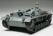 Tamiya 35281 Deutsches Sturmgeschütz III B