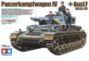 Tamiya 35374 Panzerkampfwagen IV Ausf. F