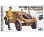 Tamiya 36202 Kübelwagen Type 82 Afrika Korps