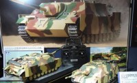 Tamiya 56039 RC Jagdpanzer IV/70(V)Lang Full Op.