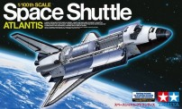 Tamiya 60402 Space Shuttle Atlantis