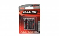 Tamiya 609044 Batterie Set 4 Micro/AAA 1,5V