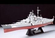 Tamiya 78013 Bismarck Deutsches Kampfschiff