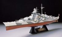 Tamiya 78015 Tirpitz Deutsches Kampfschiff