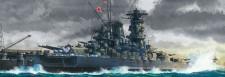 Tamiya 78025 Jap. Kampfschiff Yamato