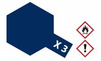 Tamiya 81003 X03 - Königsblau glänzend 23 ml
