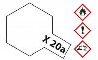 Tamiya 81020 X20 - Verdünner 23 ml Acryl