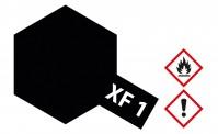 Tamiya 81301 XF01 - Schwarz matt 23ml