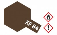 Tamiya 81784 XF-84 Eisen Dunkel matt  10ml Acryl