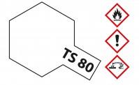 Tamiya 85080 TS80 - Spray Matt Klar 100ml