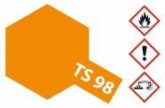 Tamiya 85098 TS-98 pure orange glänzend 100ml