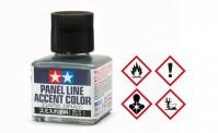 Tamiya 87199 Panel Line Accent Color Dkl. Grau 40ml