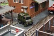 Carson 504127 MB Unimog U406 Camouflage 2.4G 100% RTR