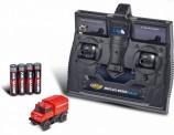 Carson 504139 MB Unimog U406 Feuerwehr  2.4G 100% RTR