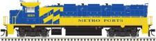 Atlas 10002676 Metro Ports Diesellok NRE Genset II