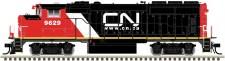 Atlas 10002708 CN Diesellok GP40-2 #9629