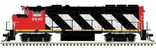 Atlas 10002710 CN Diesellok GP40-2 #9666