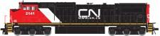 Atlas 40002694 CN Diesellok C40-8W Ep.5/6