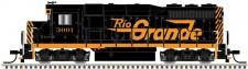 Atlas 40003754 DRGW Diesellok EMD GP30 #3001