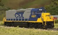Atlas 40003838 CSX Diesellok EMD GP39-2