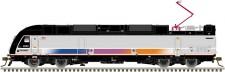 Atlas 40004072 NJT Hybridlok ALP-45DP Ep.6