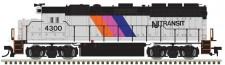 Atlas 40004179 NJ Transit Diesellok GP40 Ep.5/6