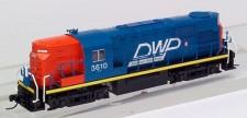 Atlas 42614 DWP Diesellok Alco RS-11 Ep.3/4