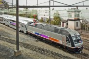 Atlas 80000000 NJT Personenzug-Set 3-tlg Ep.6