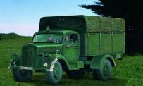 Italeri 00216 Opel Blitz Deut. Truck 3t Type S