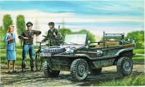 Italeri 00313 Kfz. 69 Schwimmwagen