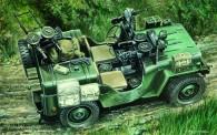 Italeri 00320 Gefechtswagen