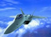 Italeri 01207 F-22 RAPTOR