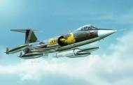 Italeri 01296 F-104 G 'Recce'