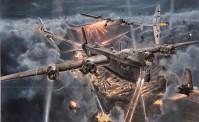 Italeri 01335 Stirling Mk.I -  britischer Bomber